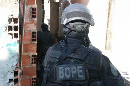 Falso sequestro inventado para conter ação policial é desfeito e Polícia faz apreensão