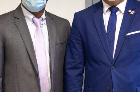 Marden Lessa é o novo líder do governo Dailton. Jilvan é o vice líder e Paulinho reagrupa na base governista