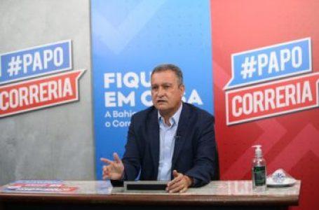 Rui Costa assina ordem de serviço para ampliar reconhecimento facial e de placas no estado