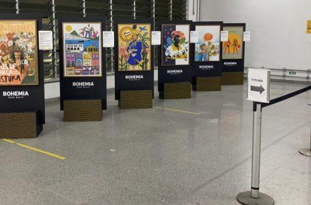 Exposição gratuita na Estação de Metrô em Pirajá narra momentos da Independência da Bahia